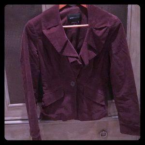 Brown, BCBG jacket